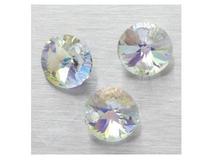 SWAROVSKI ELEMENTS přívěsek - XILION, crystal AB, 12mm
