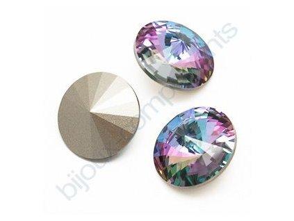SWAROVSKI ELEMENTS kameny - Rivoli Chaton, crystal VL, 18mm