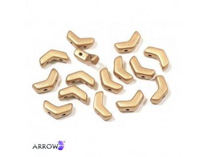 Arrow® - zlaté matované