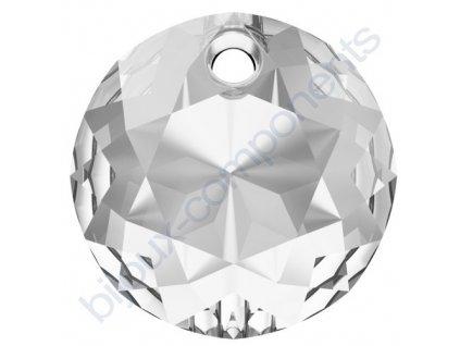 SWAROVSKI CRYSTALS přívěsek - Classic Cut, crystal, 14mm