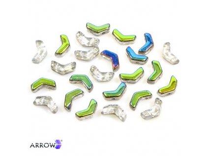 Arrow® - krystal vitrail medium