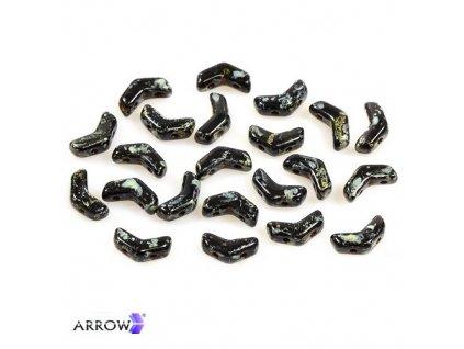 Arrow® - černé s travertinem
