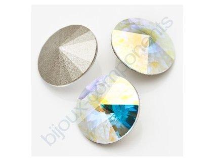 SWAROVSKI ELEMENTS kameny - Rivoli Chaton, crystal AB, 12mm