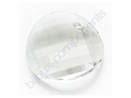 SWAROVSKI ELEMENTS přívěsek - Twist, crystal, 28mm