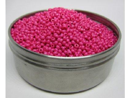 PRECIOSA rokajl - růžový (TERRA INTENSIVE), 8/0 cca 3mm