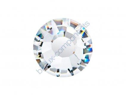 PRECIOSA - MC Chaton rose VIVA12, Crystal F, SS6 (cca 2mm)
