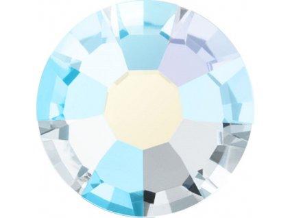 PRECIOSA - MC Chaton rose MAXIMA, Crystal AB Hotfix, SS30 (cca 6,32-6,5mm)