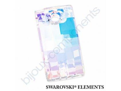 SWAROVSKI ELEMENTS přívěsek - Urban, crystal AB, 20mm