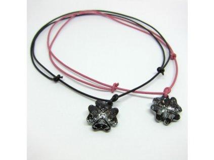 Set náhrdelník s kamenem Swarovski Crystals