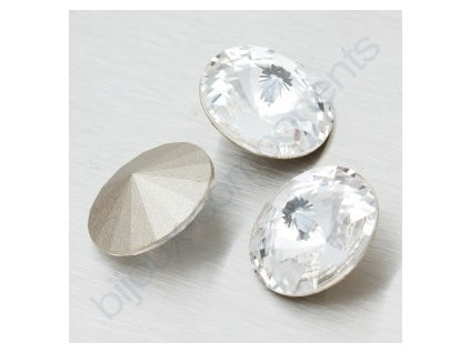 SWAROVSKI CRYSTALS - Rivoli, Crystal F, 12mm