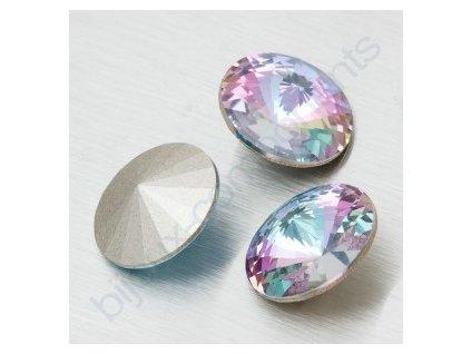 SWAROVSKI ELEMENTS kameny - Rivoli Chaton, crystal VL, 12mm