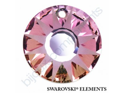 SWAROVSKI ELEMENTS přívěsek - Sun, crystal VL P, 12mm