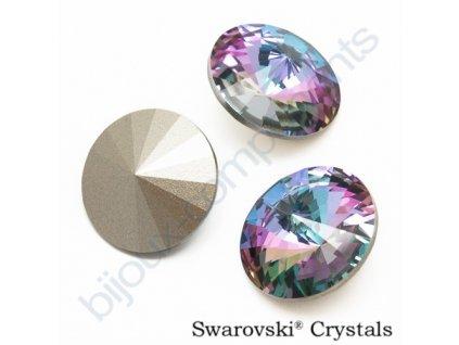 SWAROVSKI ELEMENTS kameny - Rivoli Chaton, crystal VL F, SS47 (cca 10mm)