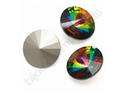 SWAROVSKI ELEMENTS kameny - Rivoli Chaton, crystal VM, SS 29 (cca 6mm)