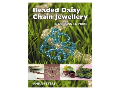 Beaded daisy chain jewelry