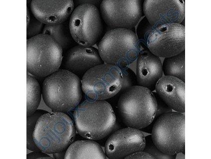 Dvoudírkové kabošony PRECIOSA Candy™ - černá mat