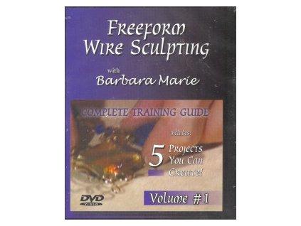 DVD - Freeform wire sculpting, volume 1