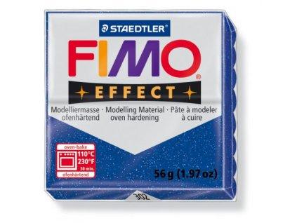 Fimo Efect cca 56g, modrá