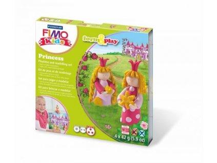 FIMO Kids, sada Princezny