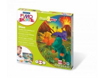 FIMO Kids, sada Dinosauři