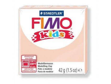 FIMO Kids, cca 42g, béžová