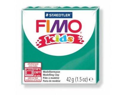 FIMO Kids, cca 42g, zelená