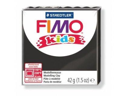 FIMO Kids, cca 42g, černá