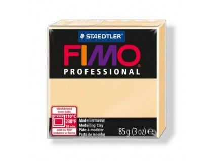 FIMO Professional, cca 85g, šampaňská