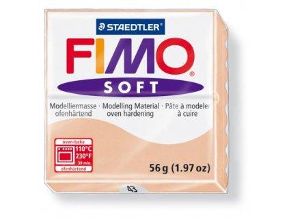 Fimo Soft cca 57g, tělová