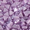 Kheops par Puca, Metallic Mat Purple, 6x6x6mm, 12ks