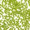 PRECIOSA rokajl - olivínová, 15/0 cca 1,5mm