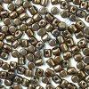 Minos par Puca, Dark bronze, 3x2,5mm, 36ks