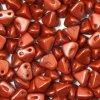 Super-Kheops par Puca, Red Metallic Mat, 6mm, 12ks