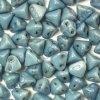Super-Kheops par Puca, Opaque Blue Ceramic Look, 6mm, 12ks