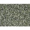TOHO Treasure, Silver Lined Black Diamond, vel.1,8 mm, průtah 0,9 mm, 5 g (cca 500 ks)