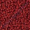 TOHO rokajl, Semi Glazed Dark Red, vel.1,5 mm, průtah 0,5 mm