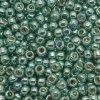TOHO rokajl, Permanent-Finish-Galvanized Green Teal, vel.3,1 mm, průtah 1,3 mm