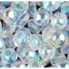 Dvoudírkové kabošony PRECIOSA Candy™ - krystal AB