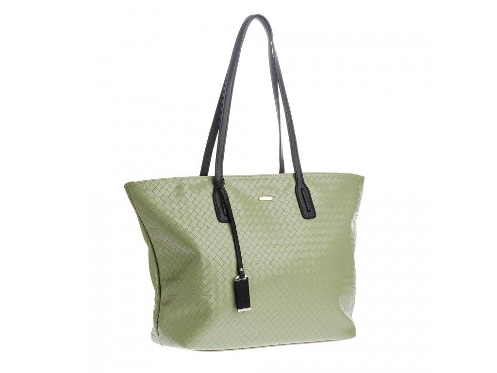David Jones dámská kabelka 6019 zelená