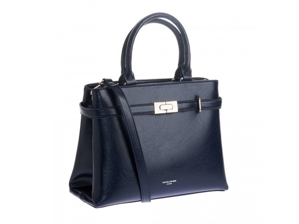 David Jones dámská kabelka  6043 tmavě modrá