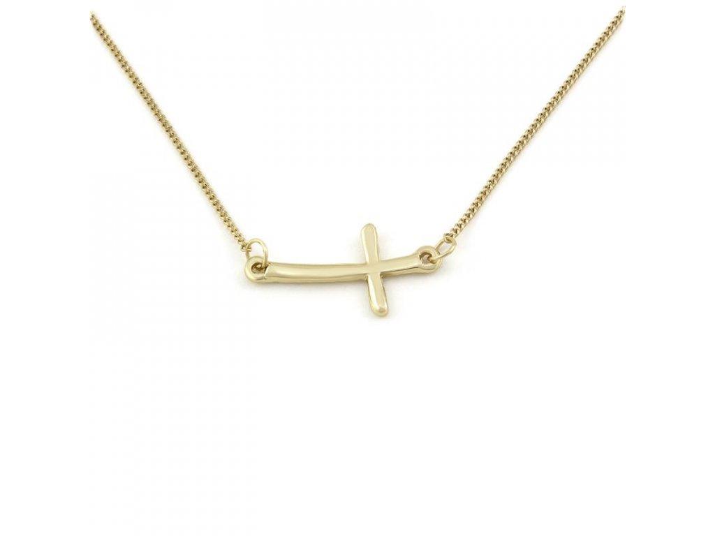 Řetízek Kříž