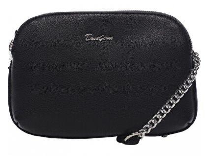 David Jones dámská kabelka 6412-2 černá