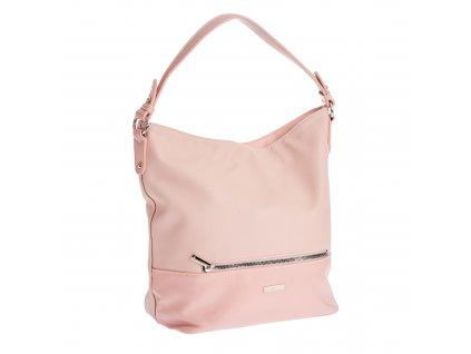 David Jones dámská kabelka 2118 světle růžová