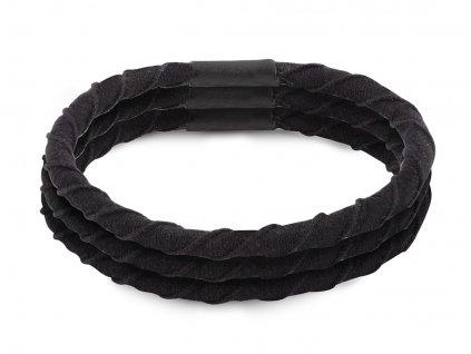 Vlasová gumička tenká, černá 3 ks 8000745Vlasová gumička tenká 3 ks 8000745