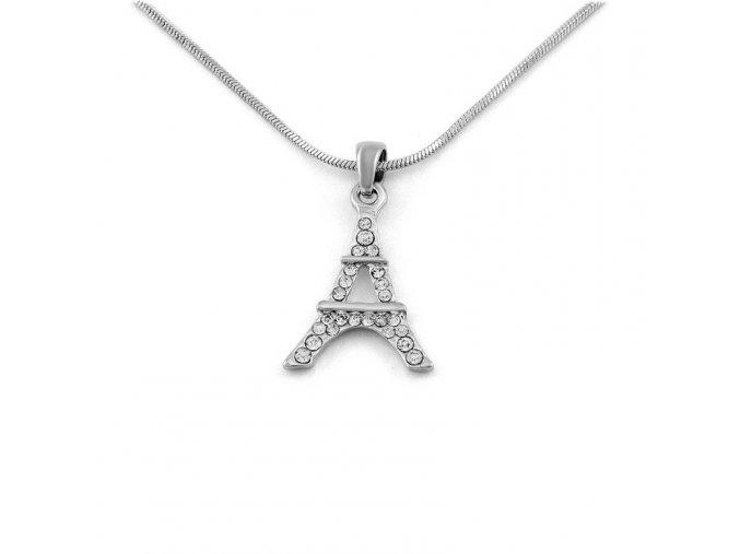 Řetízek Paris - stříbrná