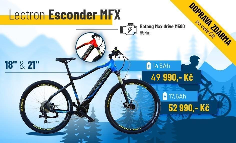 Lectron Econder MFX 2020