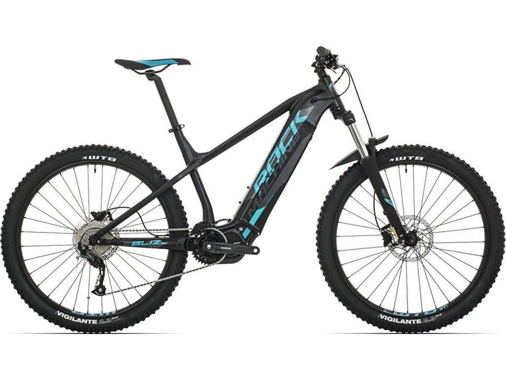 elektrokolo Rock Machine Blizz INT e30-27+ mat black/petrol blue/dark grey