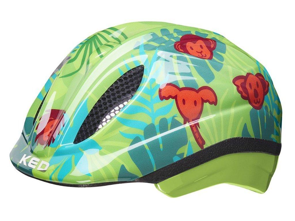 přilba KED Meggy Trend S safari green 46-51 cm