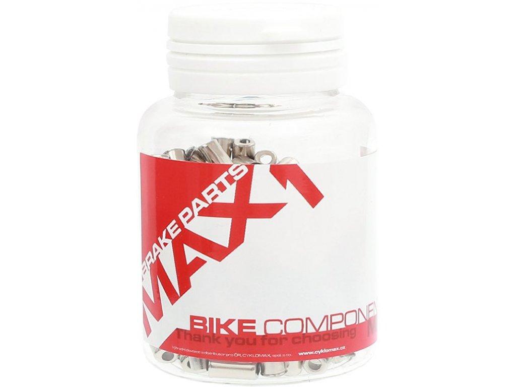 koncovka bowdenu MAX1 Fe 5mm