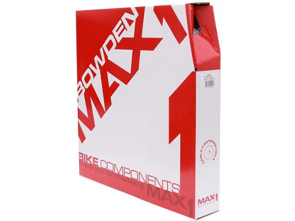 lanko brzdové MAX1 MTB 2 000 mm nerez